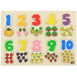 Фото цифр от 1 до 5
