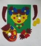 Конструктор эмоций для детей своими руками шаблоны