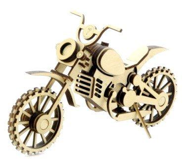 Игрушка из дерева мотоцикл